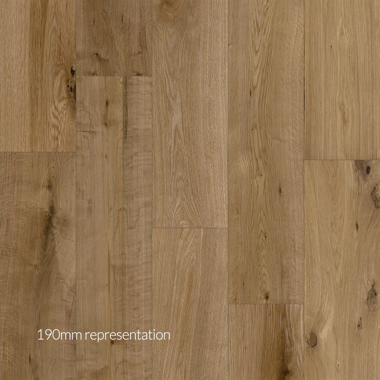 Barham's Hardwood Flooring Benchmark Oak 3027
