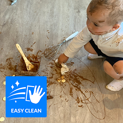 Easy to Clean Flooring